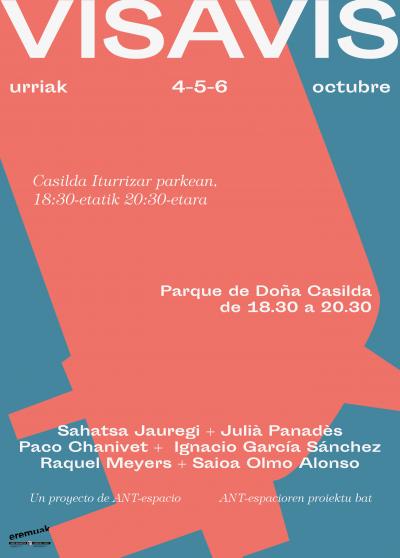 VIS A VIS // Parque Doña Casilda