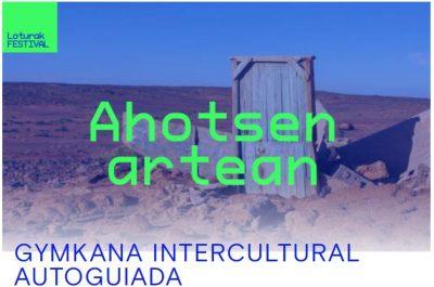 Ahotsen Artean