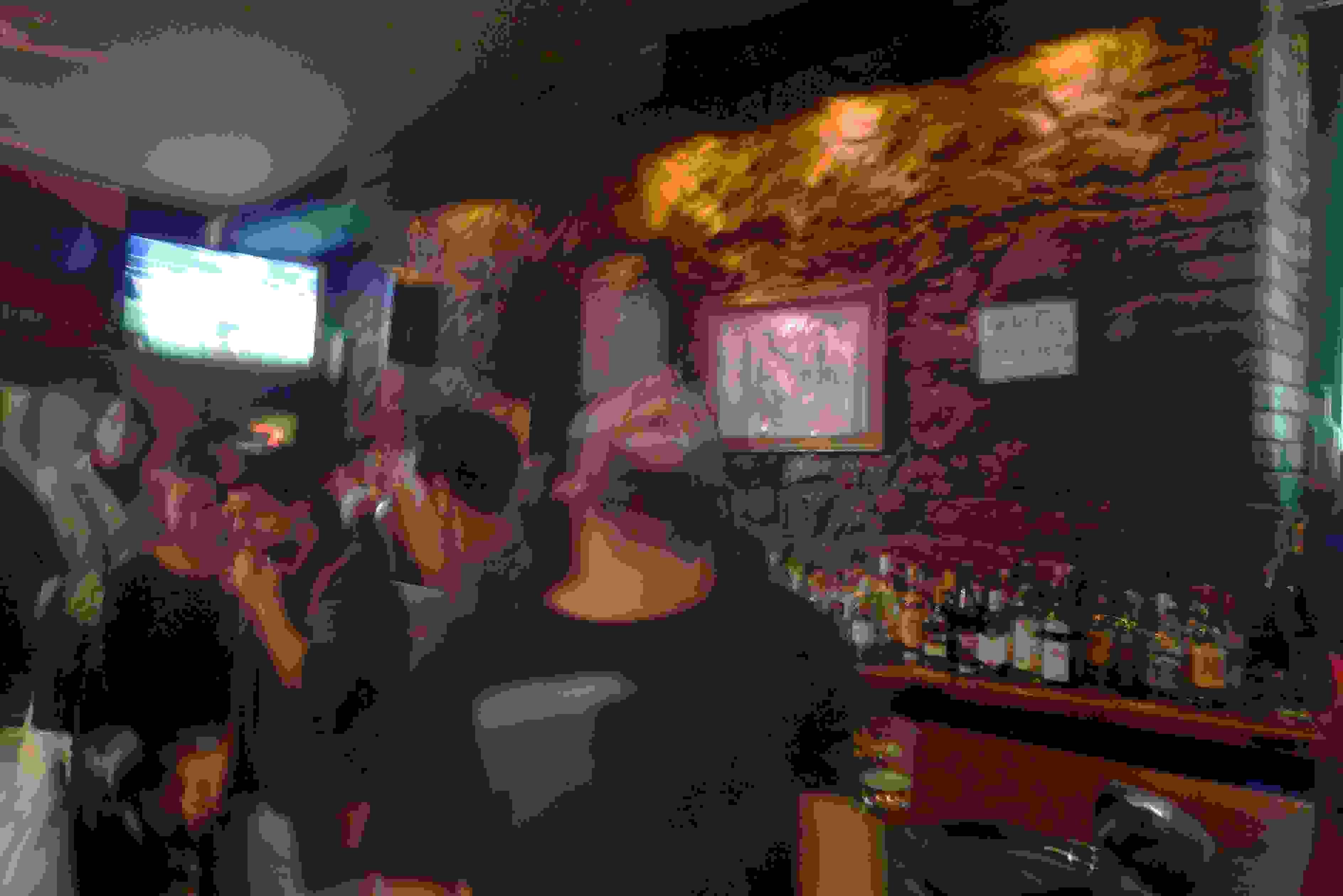 Iturfest, bar las ruedas