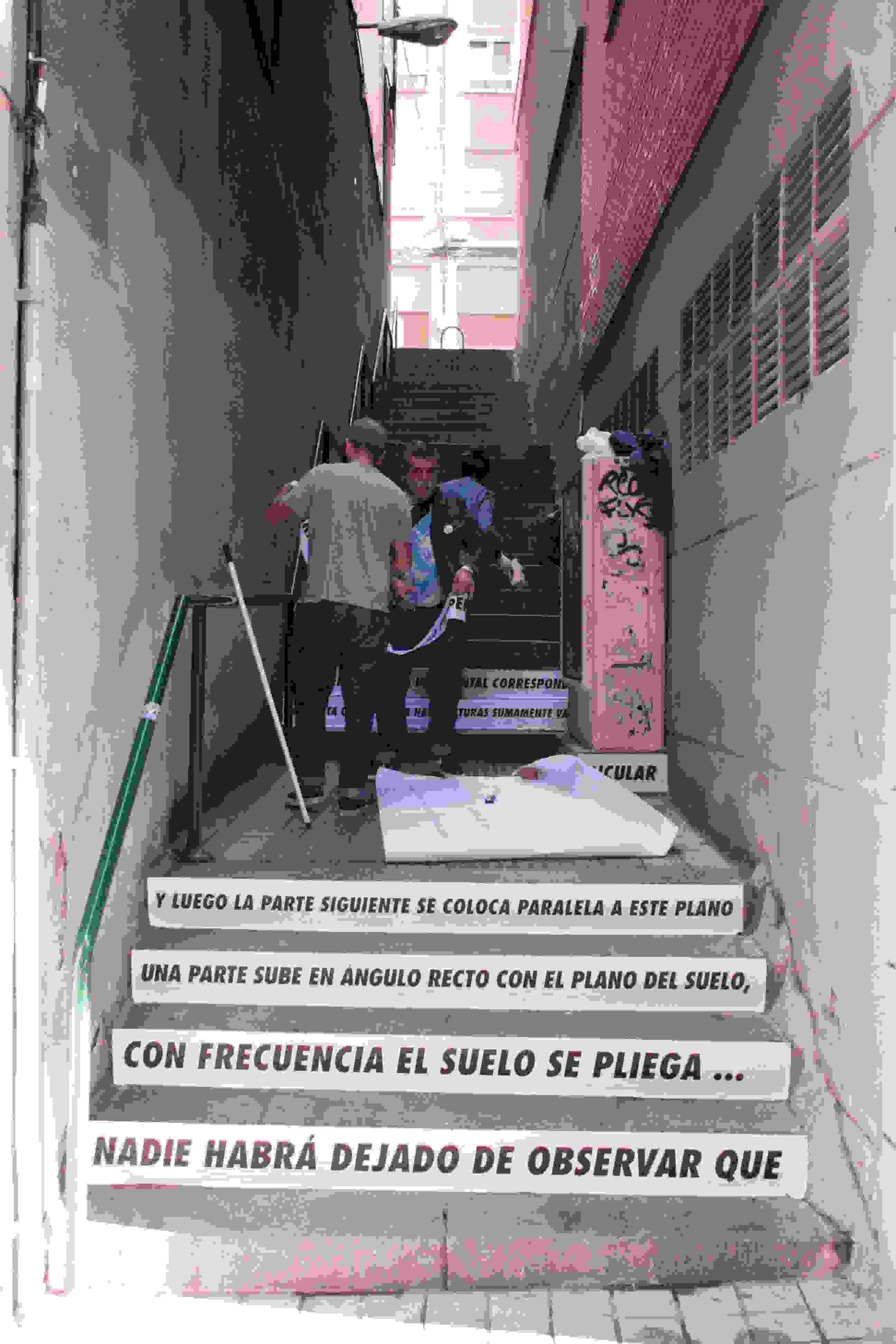 Instalación Julio Cortazar