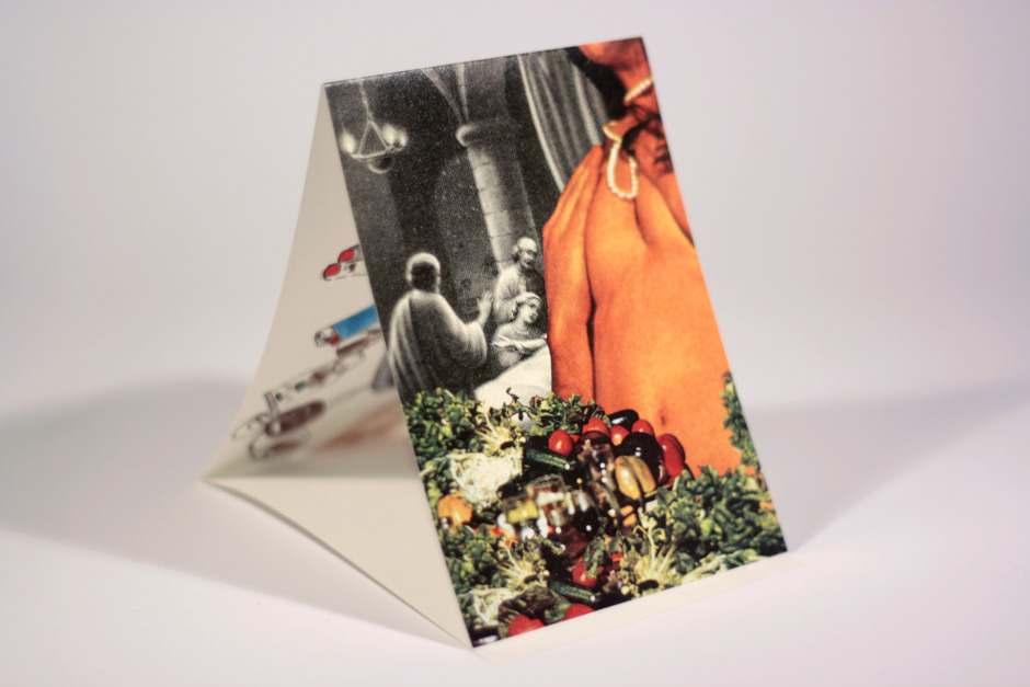 Uprica es una postal auto-editada por el colectivo ant espacio